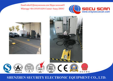 Portable Under Vehicle Inspection Systems Uvss System To Detect Bomb At Prison