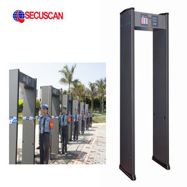 China Chinese made Walk Through Metal Detector with High performance and 6 Zones distributor