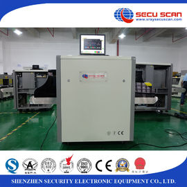 China Single energy Baggage And Parcel Inspection , x ray screening Cargo Inspection System factory