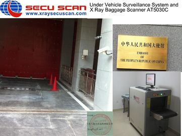 Multi energy 19'' monitor Baggage Scanner Systems to detect explosives for consult security offices