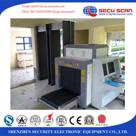 China FDA Luggage X Ray Security Scanner With Stainless Steel Materials , 200kg Conveyor Load factory