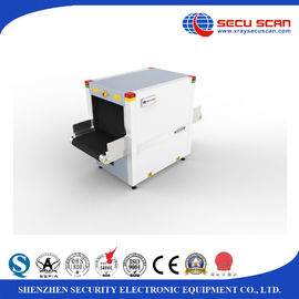 China High Performance X Ray Machine Security Scanner For Baggage Inspection , 40AWG Resolution distributor