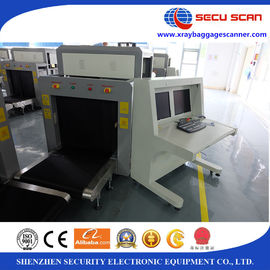 China Heavy duty High Resolution X Ray Baggage Scanner inpection system fpr  Airport Security distributor
