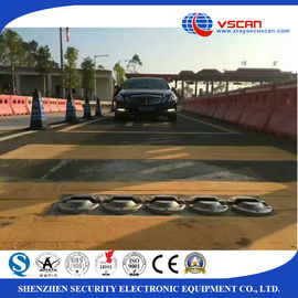 China 50km/Hour Under Vehicle Surveillance System For Security Checking , High Definition factory