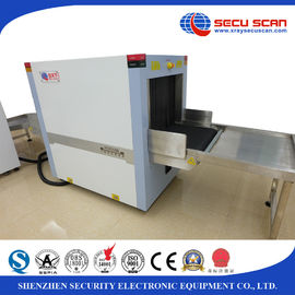 China Airport security X Ray Baggage Scanner for detecting weapons , high penetration 38mm steel factory