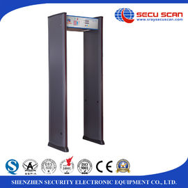 China Indoor use walk through metal detectors AT-IIIC for Hospital/Bank/Hotel use distributor