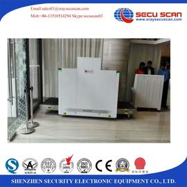 China Top performance luggage x ray parcel scanner machine service in Four Ponit Hotel factory