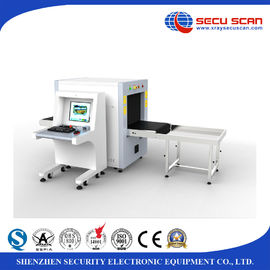 China Dual Energy X-ray Scanner AT6550 Baggage and parcel Inspection System distributor