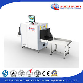 China OEM Embassy security check X Ray Baggage Scanner , airport bag scanner distributor