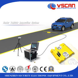 AT3000 Under vehicle Surveillance system Portable UVSS for Entry security check