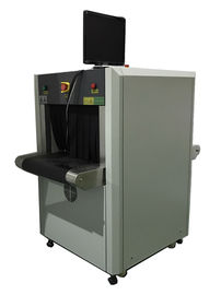 China Single Energy X Ray Baggage Scanner , SPX5030A Airport Luggage Scanner Smallest Tunnel Size factory