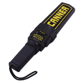 China High Sensitivity supper wand Hand Held Metal Detector Scanner for Airports distributor