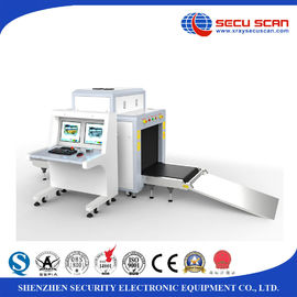 China Easy Installation CE X Ray Baggage Scanner For Big Size Luggage / Cargo Inspection distributor