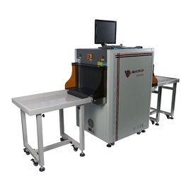 China Economic Single Energy X Ray Baggage Scanner Equipment With 10mm Penetration distributor