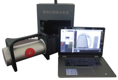 China Portable 100kv X Ray Security Scanner For Suspicious Baggage Inspection distributor