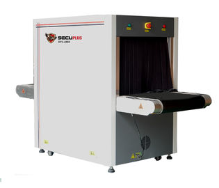 China Dual Energy Middle Size Baggage Screening Equipment For Hotel Security Check distributor