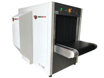 China Airport Use Dual View Baggage And Parcel Inspection Scanner With Two Generators distributor
