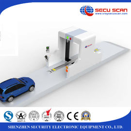 China AT2800 200Kv X Ray Security Scanner Machine For Small Truck Inspection distributor