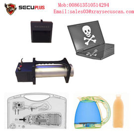China Linear Scan Handheld X Ray Machine For Airport / Army To Check Contraband distributor
