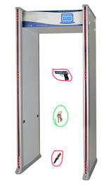 China Water proof Walk Through Metal Detector with 760mm inner size SPW-300C factory