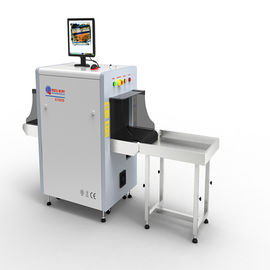 China Small 5030C Security Baggage X Ray Machine Luggage Scanning Machine For Police factory