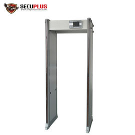 China 80kg Gross Weight Walk Through Metal Detector 760mm Inner Size SPW300S distributor