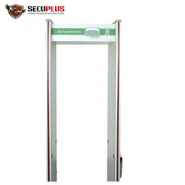 China 24 Zones Walk Through Metal Detector , SPW300C Archway Metal Detector distributor
