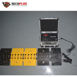 Mobile Tire Killer SP650 Automatic Under Vehicle Inspection System For Gate Security