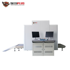 China Cargo / Freight X Ray Inspection Machine Security Screening Stainless Steel For Airport distributor
