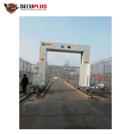 China Occupied Car Inspection Solution X Ray Container Scanner Vehicle Inspection Screening System factory