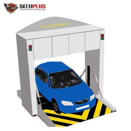 China Folded Under Vehicle Surveillance System Occupied X Ray Truck Car Inspection Scanner distributor