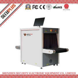 China Windows 7 System X Ray Scanning Machine 35mm Steel Penetration With Tunnel factory