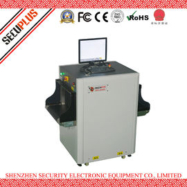 China Multi Energy X Ray Baggage Scanner Machine 50*30cm Size Windows 7 Operation System distributor