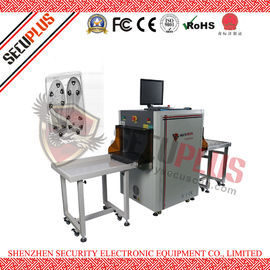 China 10mm Steel Panel Baggage Scanning Machine SPX5030A With CE ROHS FCC Approval factory