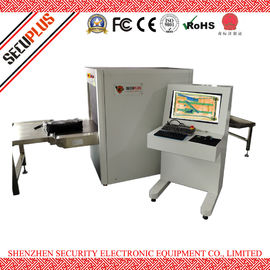China Airport X Ray Baggage Screening Equipment SPX6550 With Windows 7 Smart Software factory