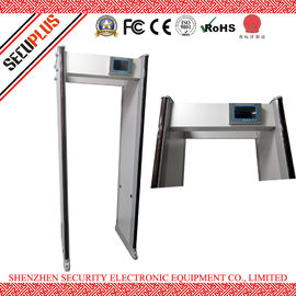 China 45 Zones Walk Through Security Metal Detectors DFMD SPW-300S With CE Approval factory