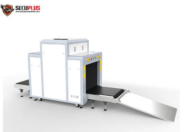 China Big size X-ray Luggage Scanner SPX8065 for Logistics Cargo and Pallet Inspection factory