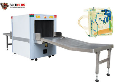China Police use X Ray Baggage Scanner SPX6040B for Goverment office security check factory