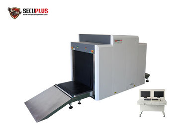 China Large Tunnel Size Security X Ray Baggage Inspection System For Customs , Airport , Seaport distributor
