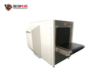 China Dual View 160KV Securtiy Inspection X Ray Handhold Baggage Scanner distributor