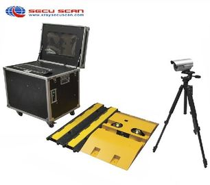 China Portable Under Vehicle Surveillance System Explosive Checking for Gate factory