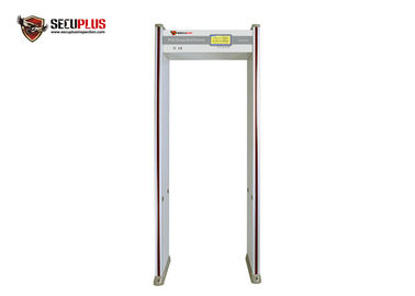 China SPW-300C Walk Through Door Frame Metal Detector System LCD Display In Supreme Court factory