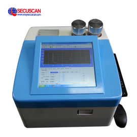 China Portable Explosive Detector with TFT Color Touch Screen , Bomb detector factory