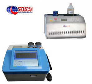 China Automatic Cleaning Explosives Detector touch screen with high resolution distributor