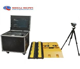 China UVSS Automatic Under Vehicle Surveillance System with high technology factory
