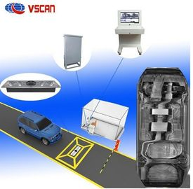 China Alarm signal Under Vehicle Surveillance System to check vehicle security on border factory
