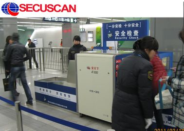 China 0 . 4 To 1 . 2mA 17 inch Baggage and Parcel Inspection For Schools / Hotels factory
