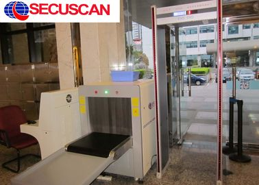 China Cargo Baggage Airport Screening Machines X-ray Screening System factory