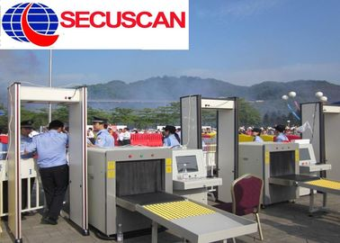 China Buildings Cargo X Ray Scanning Machine for Transport terminals distributor