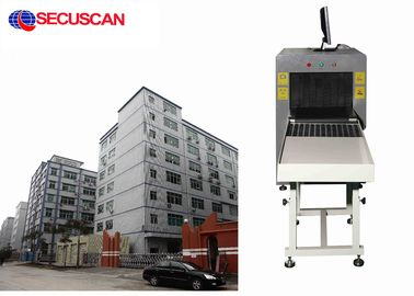 China Security Mobile X-ray Scanning Machine Luggage Inspection Find Weapons factory